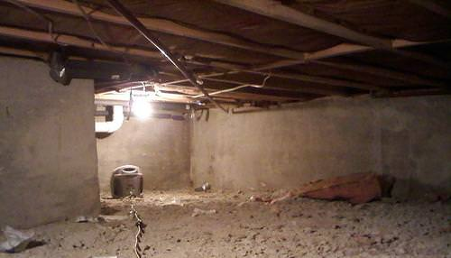 Crawlspace A Hidden Source Of Indoor Air Contaminants