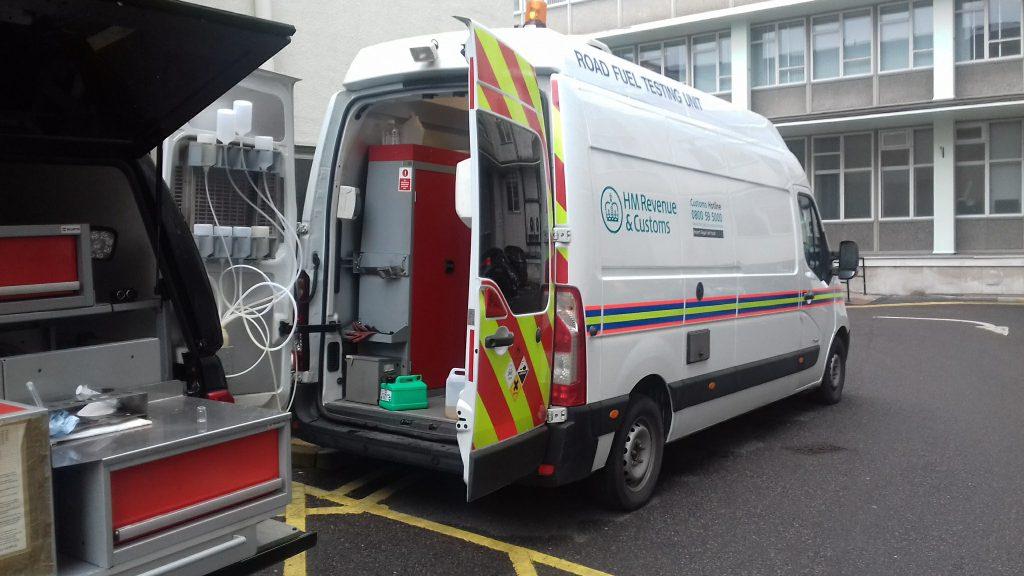 diesel fumes monitoring