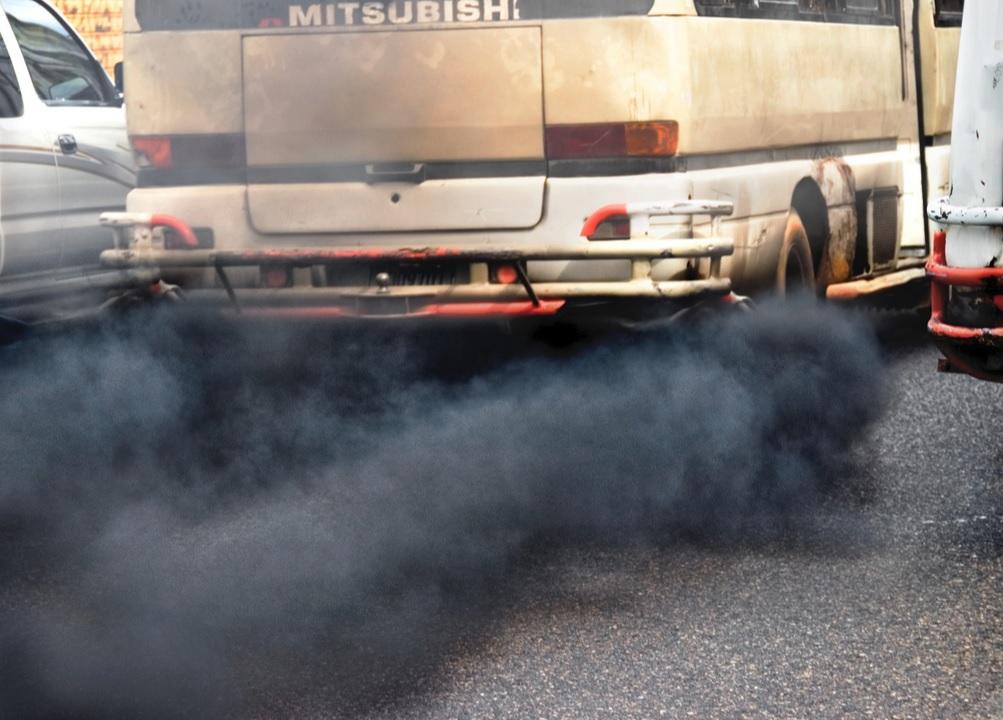 diesel exhaust testing