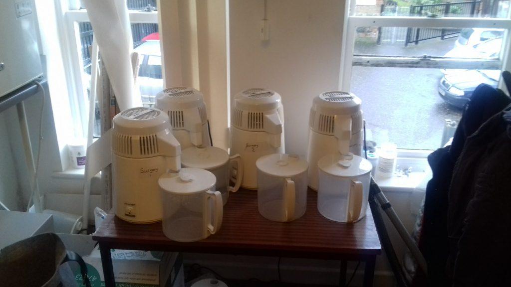 Mould survey and condensation mould