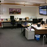 Assessing indoor air quality in a school