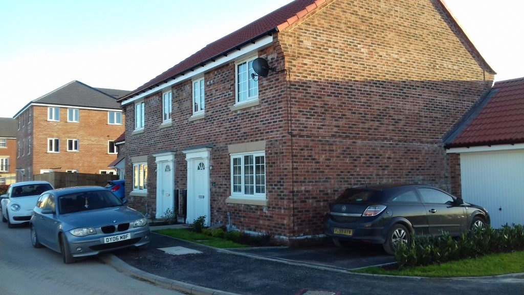 conducting a mould survey in selby