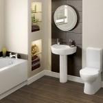 mould contamination in bathroom