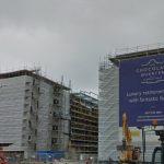 Mould investigation at development site