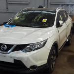 Suspected pesticide contamination in a vehicle